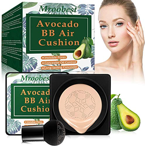 BB Cream, CC Cream, Mushroom Head Air Cushion BB Cream, Fondotinta Liquido, Crema Fondotinta, Correttore Idratante illuminante, Alta Coprenza, Lasting Performance