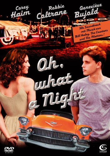 Oh, What A Night [Alemania] [DVD]