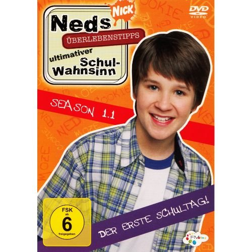 Ned's Declassified School Survival Guide: Ned's Declassified School Survival Guide: Book of Top Ten Lists