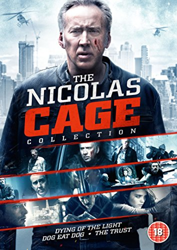 Nicolas Cage Boxset DVD [UK-Import]