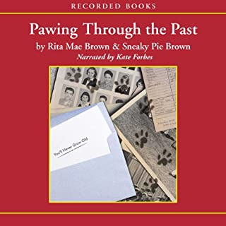 Pawing Through the Past audiobook cover art