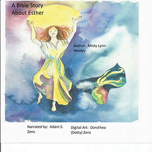A Bible Story About Esther audiobook cover art