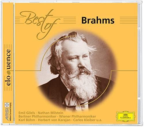 Berliner Philharmoniker, Wiener Philharmoniker, Herbert von Karajan, Claudio Abbado, Giuseppe Sinopoli, Carlos Kleiber & Johannes Brahms