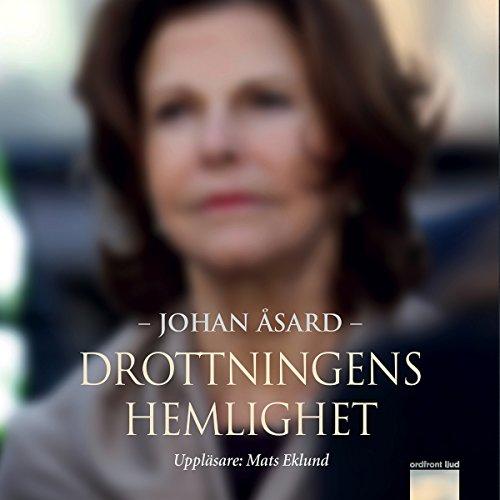 Drottningens hemlighet audiobook cover art