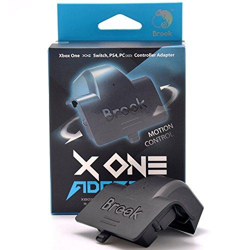 """X One-Adapter"""" Xbox One-Controller (kabellos) auf Switch, Playstation 4 und PC zu verwenden (inkl. Akku-Pack)"""