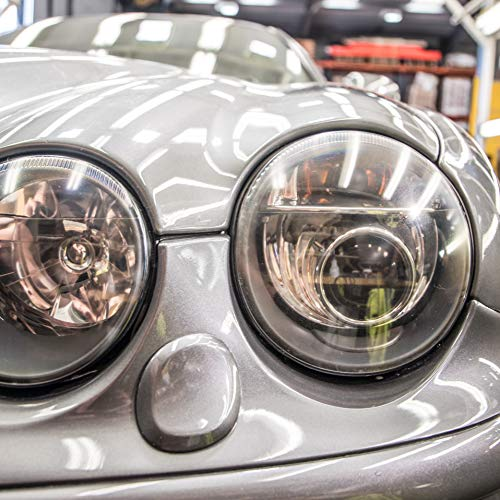 Meguiar's G1900K One-Step Car Headlight Restoration Kit for oxidised & yellowed headlights