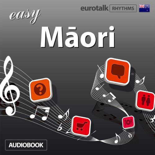 Rhythms Easy Maori audiobook cover art