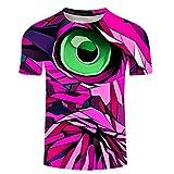 SSBZYES Camiseta para Hombre, Camiseta De Verano De Manga Corta para Hombre, Camiseta De Cuello Redondo para...