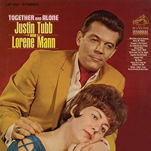 Justin Tubb & Lorene Mann