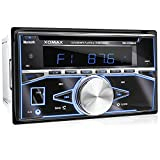 Best Audio Players - XOMAX XM-2CDB622 Car Stereo with CD-Player I Bluetooth Review