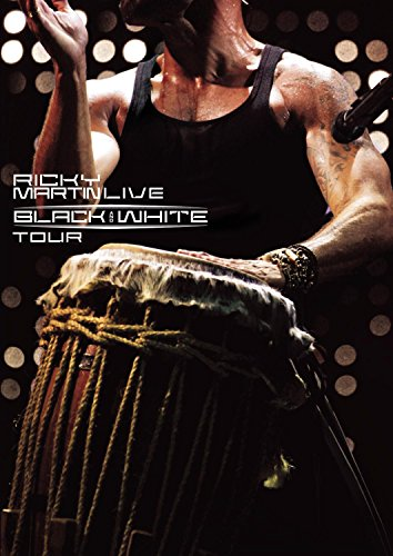 Price comparison product image Ricky Martin... Live Black & White Tour