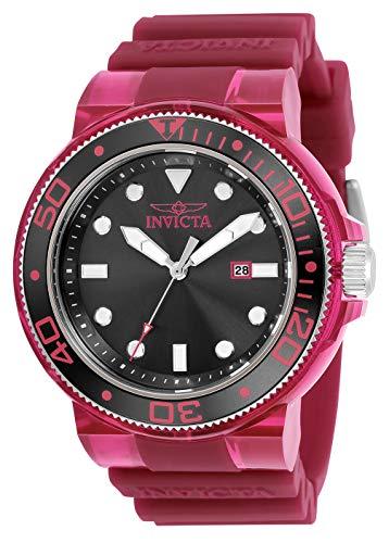 Pro Diver Quartz Black Dial Men's Watch - Invicta 32329
