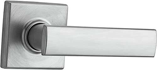 new arrival Kwikset Vedani Half-Dummy Lever high quality in Satin lowest Chrome sale