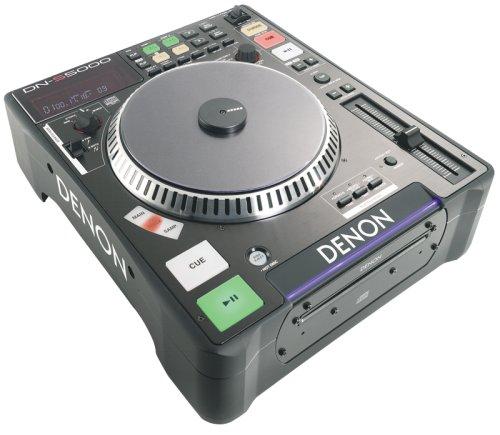 Denon DJ DN-S5000 Table Top Single CD Player
