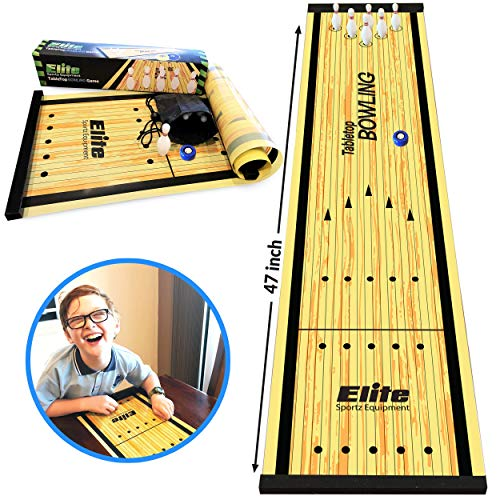 Our #7 Pick is the Elite Sportz Equipment Bowling Game