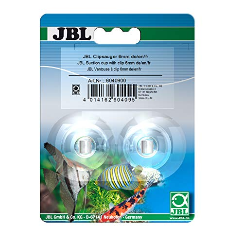 JBL Gummi-Halterung, Clipsauger, 6 mm