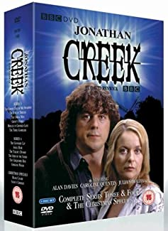 Jonathan Creek - Complete Series Three & Four & The Christmas Specials