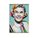 WSDSX Doris Day 2 Poster und Drucke, Leinwand, Wandkunst,