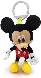 Mickey Mouse Plush Pram Toy