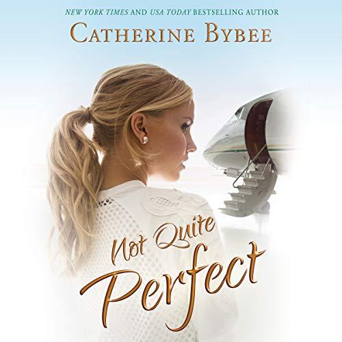 Not Quite Perfect audiobook cover art