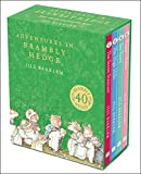 Adventures in Brambly Hedge: Celebrating forty years of Brambly Hedge with this beautiful storybook gift set