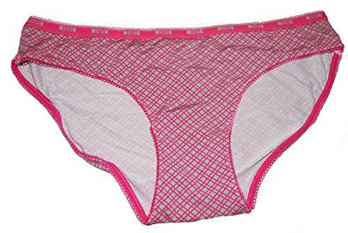 MUSTANG Damen Panty 6017 Camelia Rose S