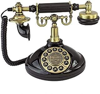 Design Toscano Antique Phone - Brittany Neophone 1929 Rotary Telephone - Corded Retro Phone - Vintage Decorative Telephones