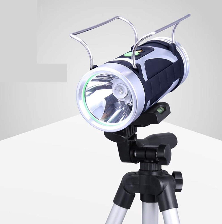 Led-Taschenlampe Nachtfischen Licht 40w Weiße Blaue Blaue Blaue Lichtquelle Ladeschutz Geeignet Für Outdoor-Camping  Stativ,schwarz B07PFWF854 | Charakteristisch  92a564
