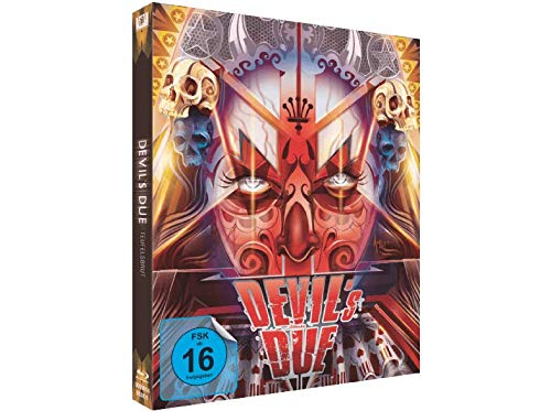Devils Due - Exklusiv Limited Schuber Edition (O-Card Horror Edition 2018) Unrated [Blu-ray]