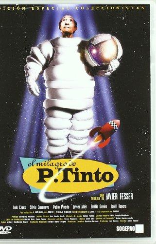 El Milagro De P. Tinto DVD