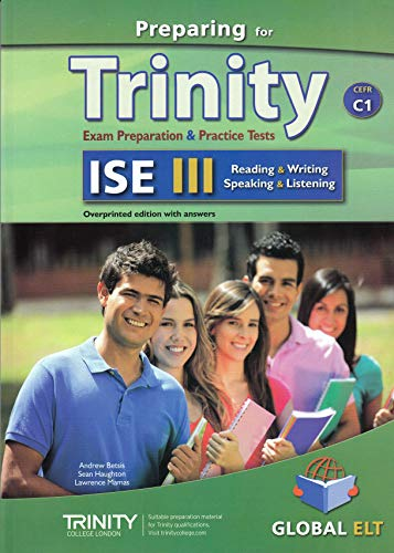 PREPARING IN TRINITY ISE III C1 TEACHERS BOOK WITH ANSWER