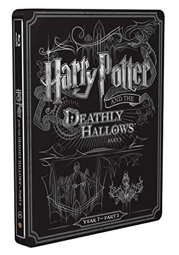 Harry Potter E I Doni Della Morte - Parte 2 Steelbook (Bs)