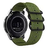 MoKo Cinturino per Galaxy Watch 3 45mm/Galaxy Watch 46mm/Gear S3 Classic/S3 Frontier/Huawei...
