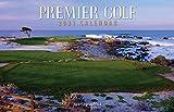 2021 Premier Golf Deluxe Wall Calendar