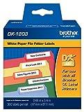 Brother DK-1203 File Folder Label Roll