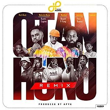 Otan Hunu (feat. Rich Kent, Malcolm Nuna, Kuami Eugene, Medikal, Bosom P-Yung, Tulenkey, Deon Boakye, Fameye) [Remix]
