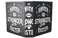 バインダー 2 Ring Binder Lever Arch Folder A4 printed harder stronger