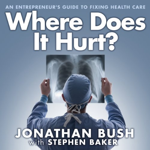 Where Does It Hurt? audiobook cover art
