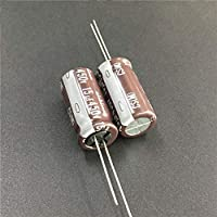 10pcs 15uF 450V NICHICON CS Series 12.5x25mm High Ripple Current High Reliability 450V15uF Aluminum Electrolytic capacitor