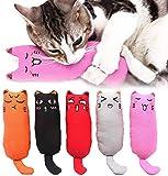 Best Cat Toys - Legendog 5Pcs Catnip Toy, Cat Chew Toy Bite Review