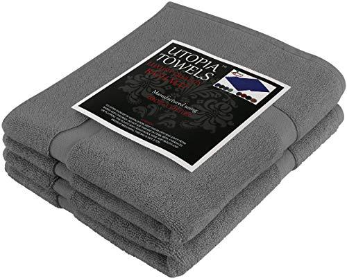 Utopia Towels - Alfombrillas de baño, Alfombra baño - 100% algodón ...