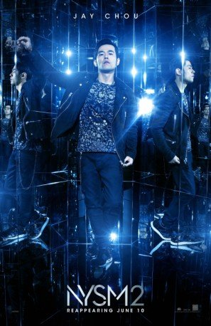 NOW YOU SEE ME 2 – Jay Chou – US Imported Movie Wall Poster Print - 30CM X 43CM Brand New