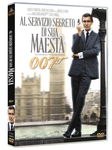 007 Al Servizio Segreto Di Sua Maestà