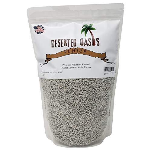 Premium American White Pumice by Superfly Cactus & Succulent Supply