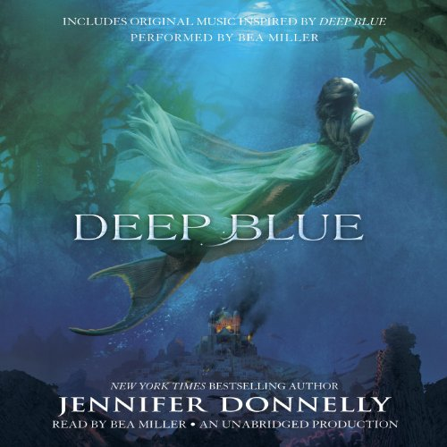 Deep Blue - Waterfire Saga, Book One: Deep Blue audiobook cover art