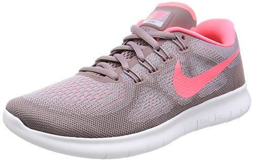 Nike Damen Free RN 2017 Laufschuhe, Violett (Provence Purple/Taupe Grey/Ice Peach/hot Punch), 38 EU