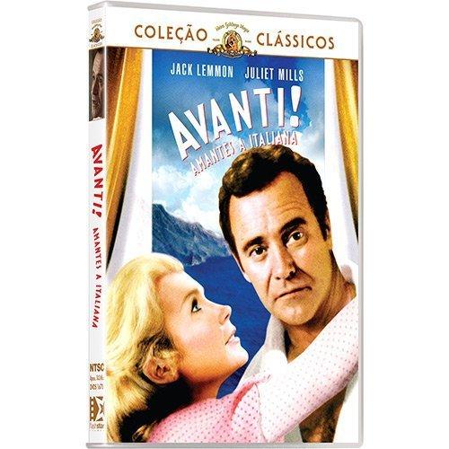 DVD Avanti! 1972 [ Jack Lemmon / Billy Wilder] [Subtitles in English + French + Spanish + Portuguese] by JACK LEMMON