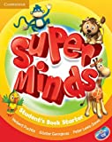 Super Minds Starter Student's Book with DVD-ROM - 9780521148528