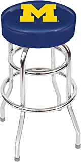 Imperial Officially Licensed NCAA Furniture: Swivel Seat Bar Stool