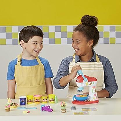 Hasbro Play-Doh E0102EU4 - Küchenmaschine Knete, für fantasievolles und kreatives Spielen 4